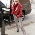 Gigi Hadid Arrives Back to Her Apartment in New York City 03/15/2018-2