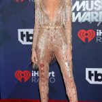 Hailey Baldwin at 2018 iHeartRadio Music Awards in Inglewood 03/11/2018-2