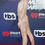 Hailey Baldwin at 2018 iHeartRadio Music Awards in Inglewood 03/11/2018-3