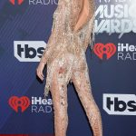 Hailey Baldwin at 2018 iHeartRadio Music Awards in Inglewood 03/11/2018-4