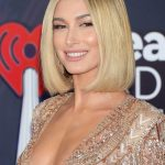 Hailey Baldwin at 2018 iHeartRadio Music Awards in Inglewood 03/11/2018-5