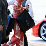 Hailey Baldwin Wears Adidas Track Suit as She Goes Shopping at Barneys NY in Beverly Hills 03/23/2018-3