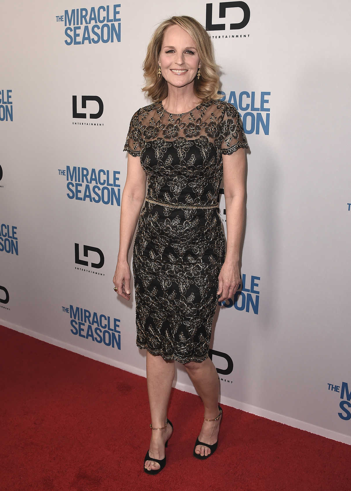 Helen Hunt at The Miracle Season Special Screening in West Hollywood 03/27/2018-3