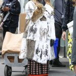 Hilary Duff on the Set of Younger in New York 03/27/2018-2