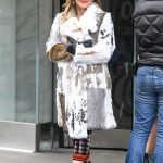 Hilary Duff on the Set of Younger in New York 03/27/2018-3