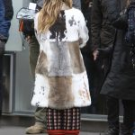 Hilary Duff on the Set of Younger in New York 03/27/2018-5