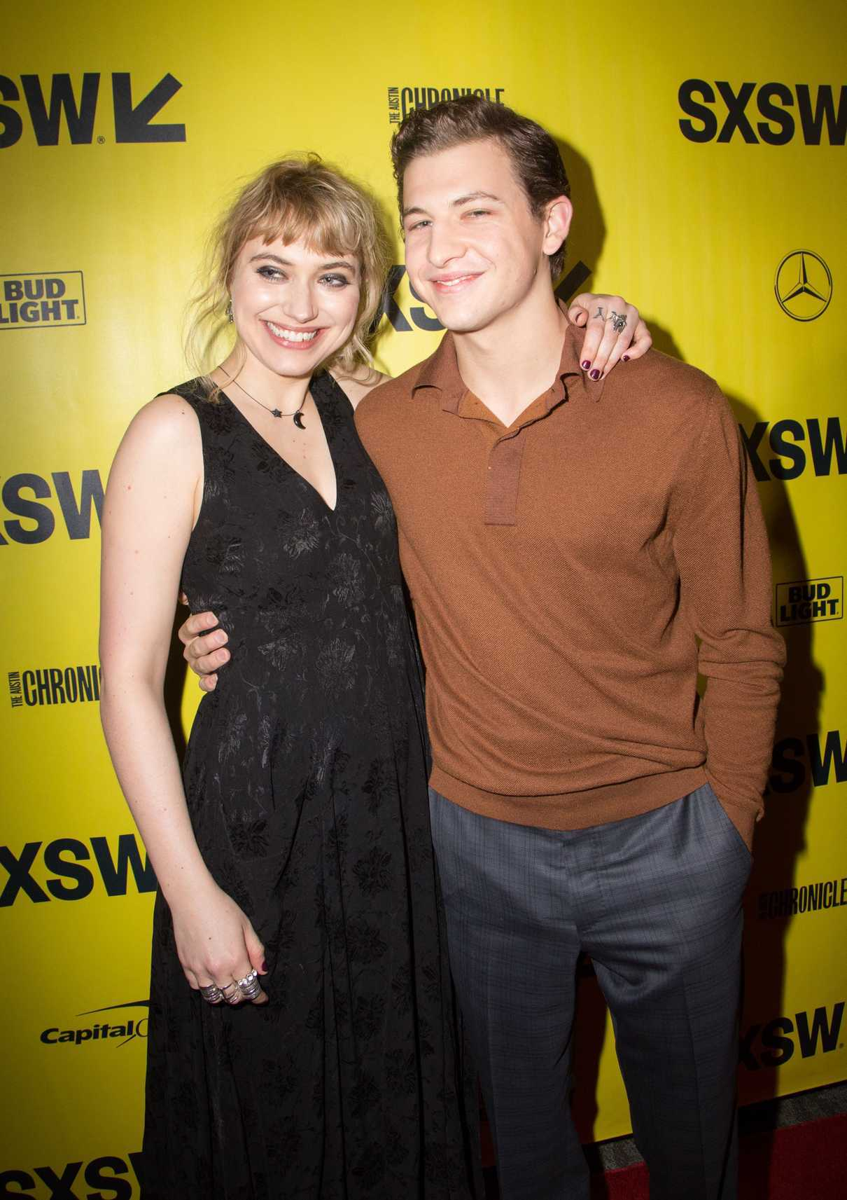 Imogen Poots at the Friday's Child Premiere During 2018 SXSW Festival in Austin 03/11/2018-4
