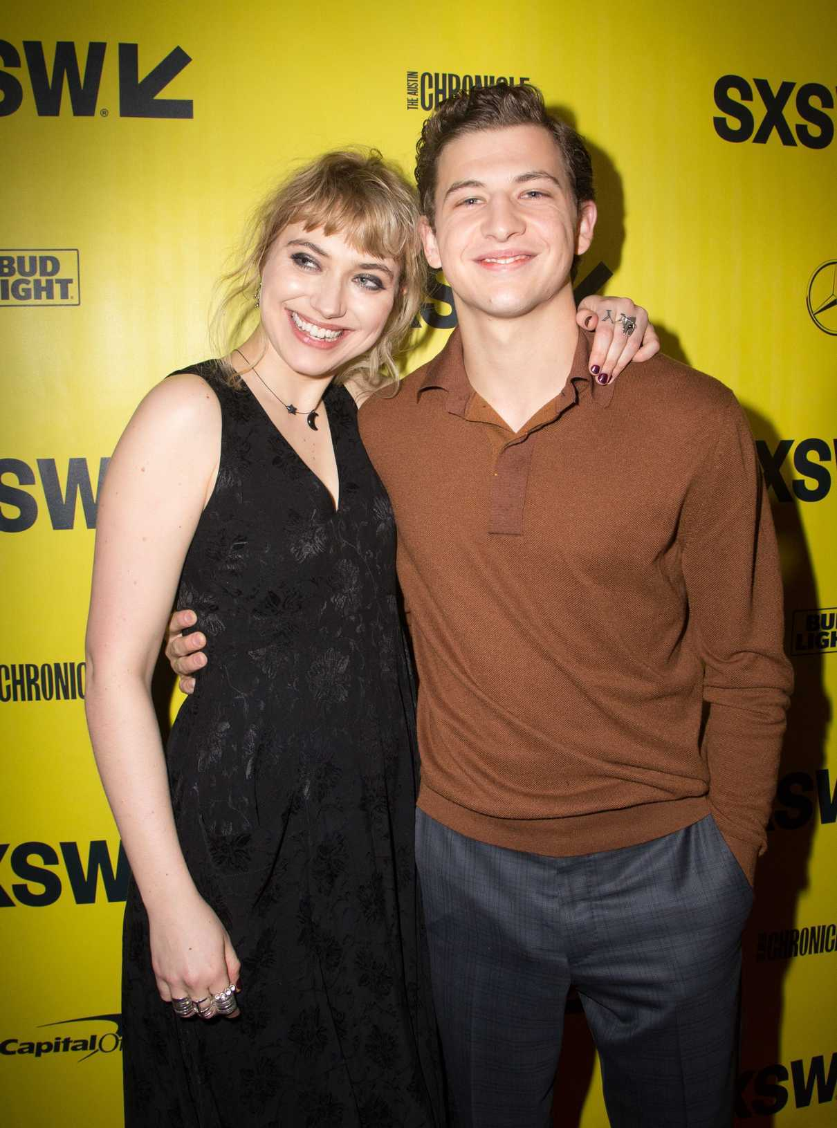 Imogen Poots at the Friday's Child Premiere During 2018 SXSW Festival in Austin 03/11/2018-5