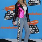Jade Pettyjohn at 2018 Nickelodeon Kids' Choice Awards in Los Angeles 03/24/2018-3