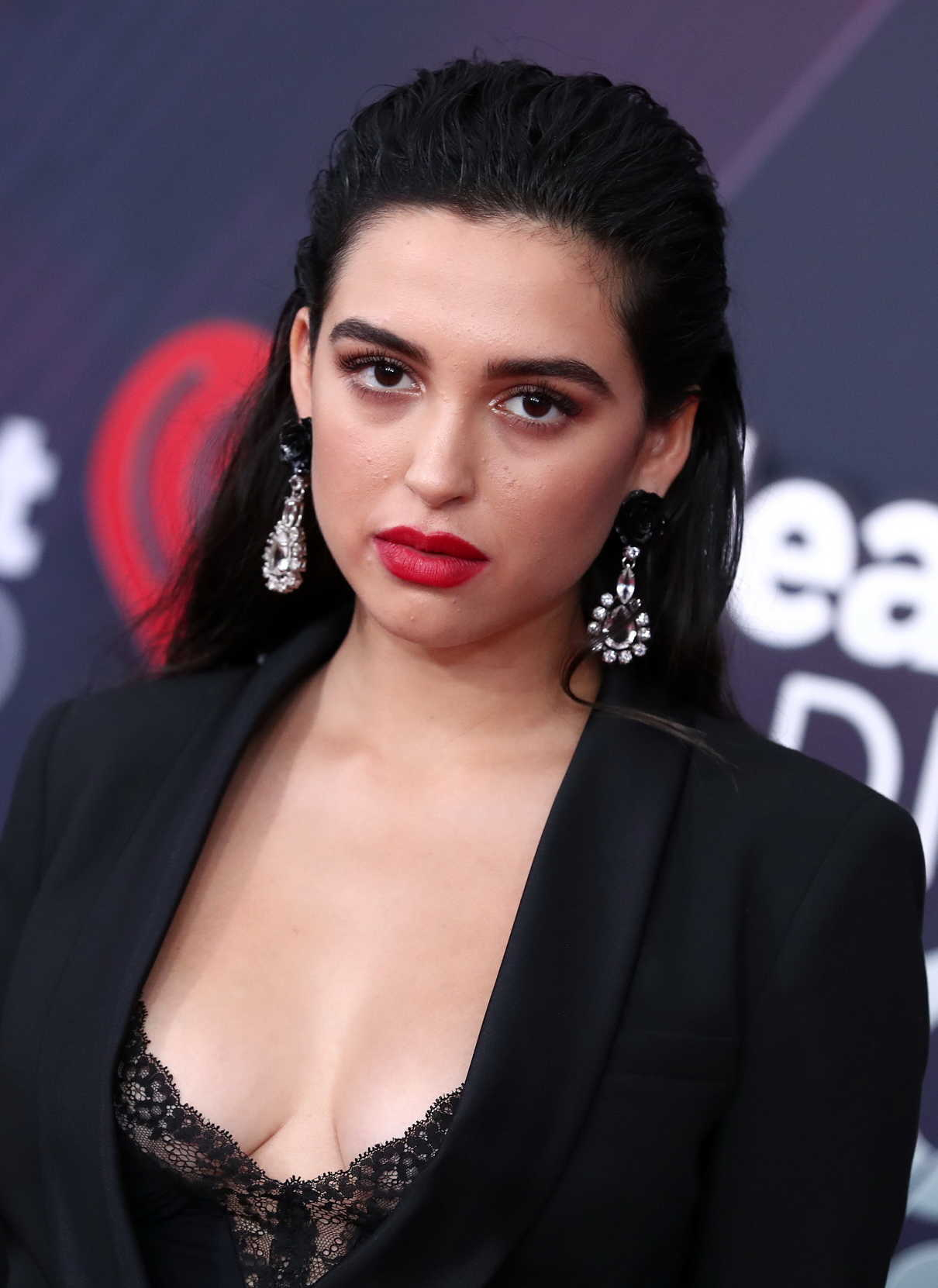 Jess Kent at 2018 iHeartRadio Music Awards in Inglewood 03/11/2018-5