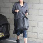 Jessica Alba Hits the Gym in LA 03/10/2018-2