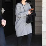 Jessica Alba Leaves the Gym in Los Angeles 03/19/2018-2