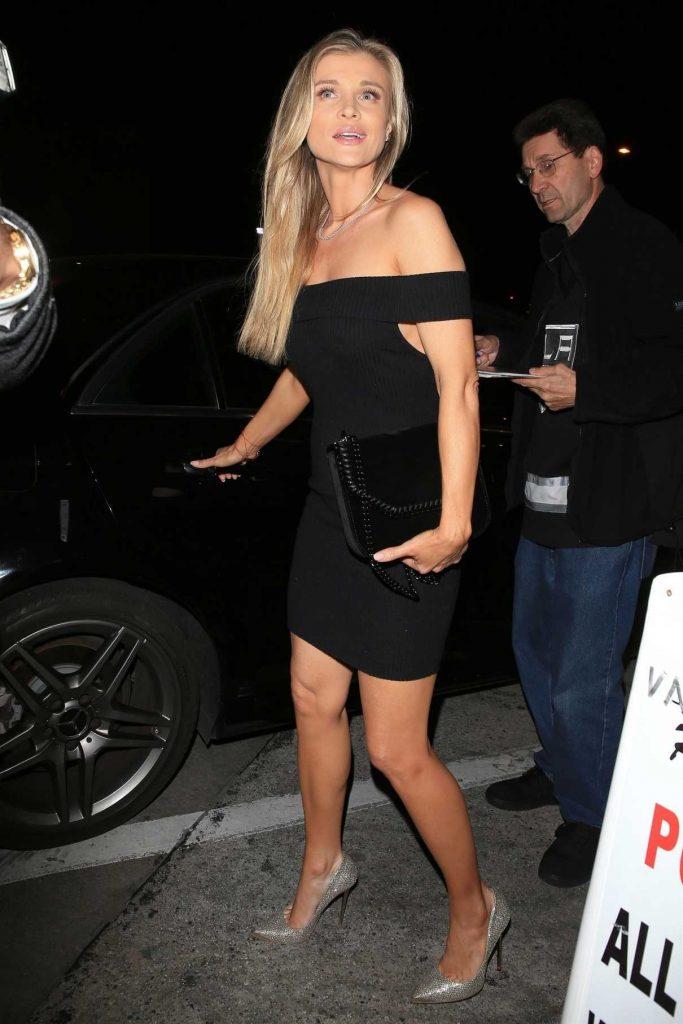 Joanna Krupa Arrives at Craig's Restaurant in West Hollywood 03/28/2018-1