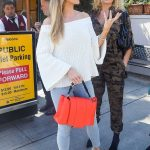 Joanna Krupa Arrives at Il Pastaio Restaurant in Beverly Hills 03/23/2018-4
