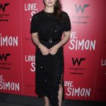 Katherine Langford at the Love, Simon Premiere in New York 03/08/2018-2