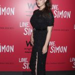 Katherine Langford at the Love, Simon Premiere in New York 03/08/2018-3