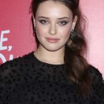 Katherine Langford at the Love, Simon Premiere in New York 03/08/2018-5