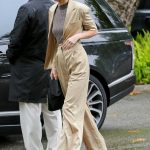 Kendall Jenner Arrives at the Khloe Kardashian's Baby Shower in Bel Air 03/10/2018-3