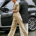 Kendall Jenner Arrives at the Khloe Kardashian's Baby Shower in Bel Air 03/10/2018-4