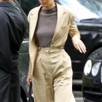 Kendall Jenner Arrives at the Khloe Kardashian's Baby Shower in Bel Air 03/10/2018-5