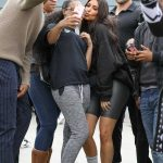 Kim Kardashian Helped Officially Open the Watts Empowerment Center in Los Angeles 03/16/2018-4
