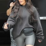 Kim Kardashian Helped Officially Open the Watts Empowerment Center in Los Angeles 03/16/2018-5