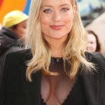 Laura Whitmore Attends 2018 TRIC Awards in London 03/13/2018-5