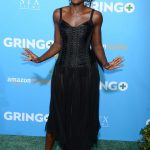 Lupita Nyong'o at Gringo Premiere in Los Angeles 03/06/2018-2