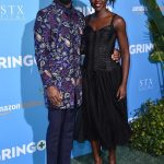 Lupita Nyong'o at Gringo Premiere in Los Angeles 03/06/2018-6