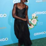 Lupita Nyong'o at Gringo Premiere in Los Angeles 03/06/2018-7