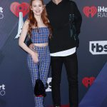 Madelaine Petsch at 2018 iHeartRadio Music Awards in Inglewood 03/11/2018-4