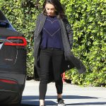 Mila Kunis Was Spotted Out in LA 03/30/2018-2