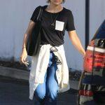 Olivia Wilde Leaves Hugo's Restaurant in West Hollywood 03/01/2018-5