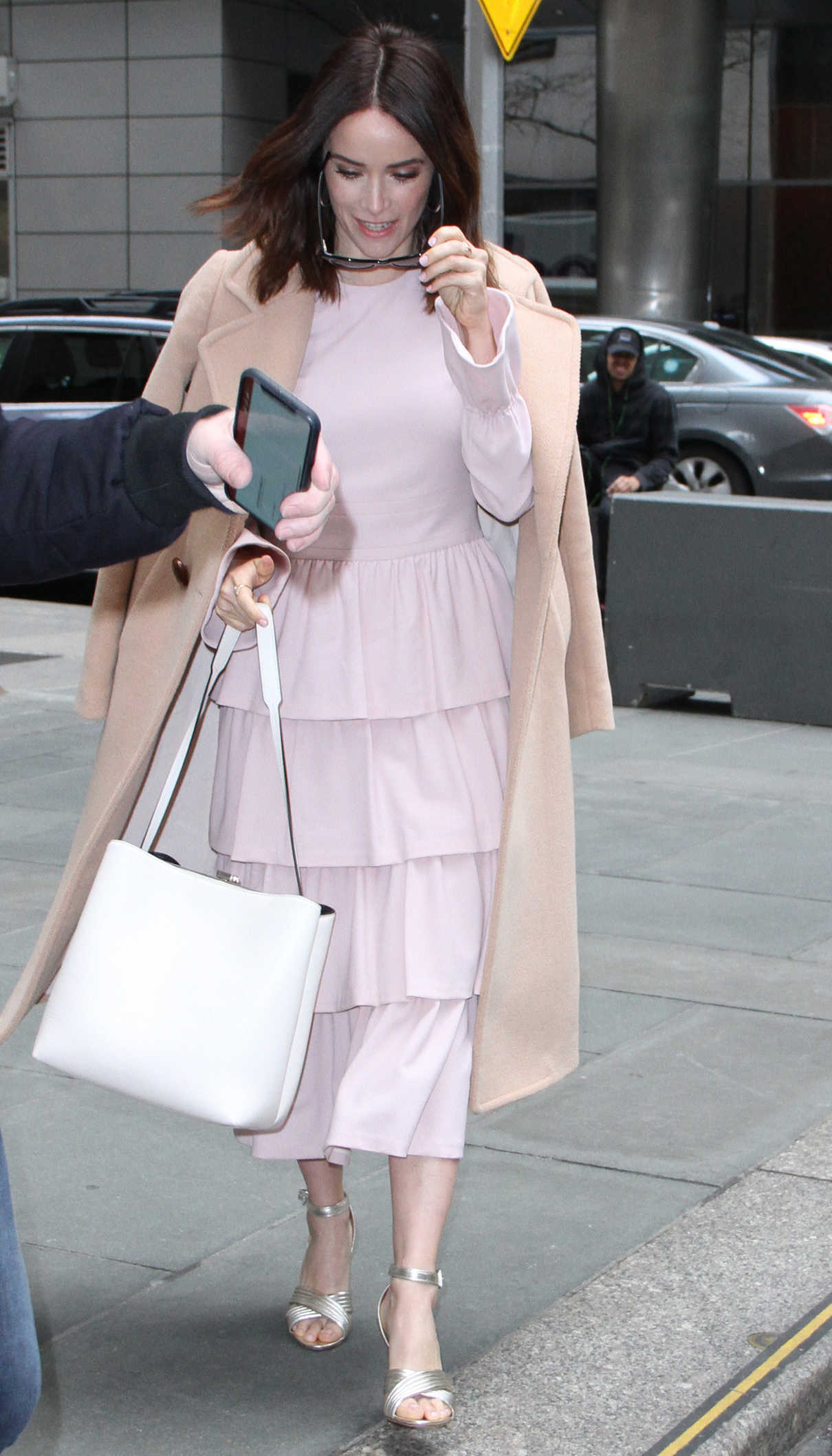 Abigail Spencer Visits The Today Show in NYC 04/03/2018-2