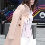 Abigail Spencer Visits The Today Show in NYC 04/03/2018