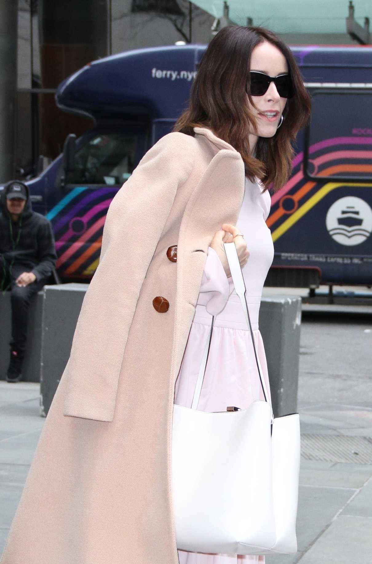 Abigail Spencer Visits The Today Show in NYC 04/03/2018-4