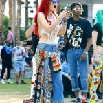 Bella Thorne Was Spotted at the Coachella Valley Music and Arts Festival in Indio 04/24/2018-4