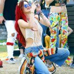 Bella Thorne Was Spotted at the Coachella Valley Music and Arts Festival in Indio 04/24/2018-5
