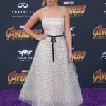 Chloe Bennet at Avengers: Infinity War Premiere in Los Angeles 04/23/2018-3