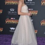 Chloe Bennet at Avengers: Infinity War Premiere in Los Angeles 04/23/2018-4