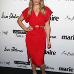 Chloe Bennet at the 5th Annual Marie Claire Fresh Faces Party in Los Angeles 04/27/2018-3