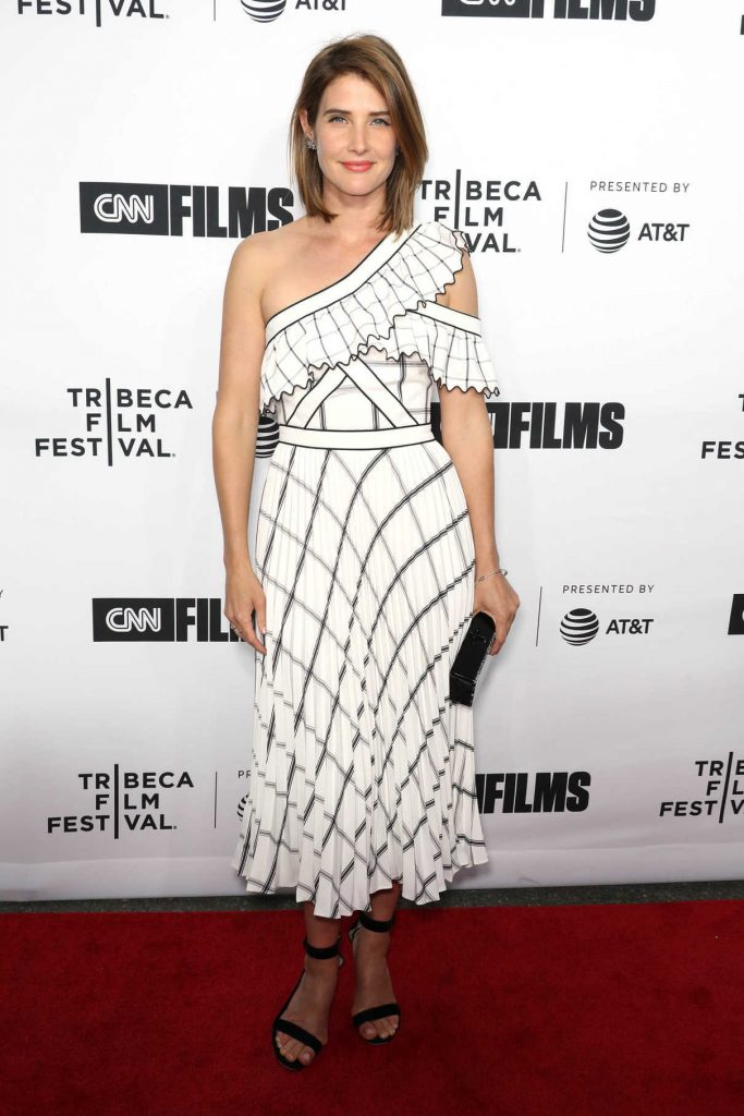 Cobie Smulders at the Love, Gilda Premiere During the Tribeca Film Festival in New York 04/18/2018-1