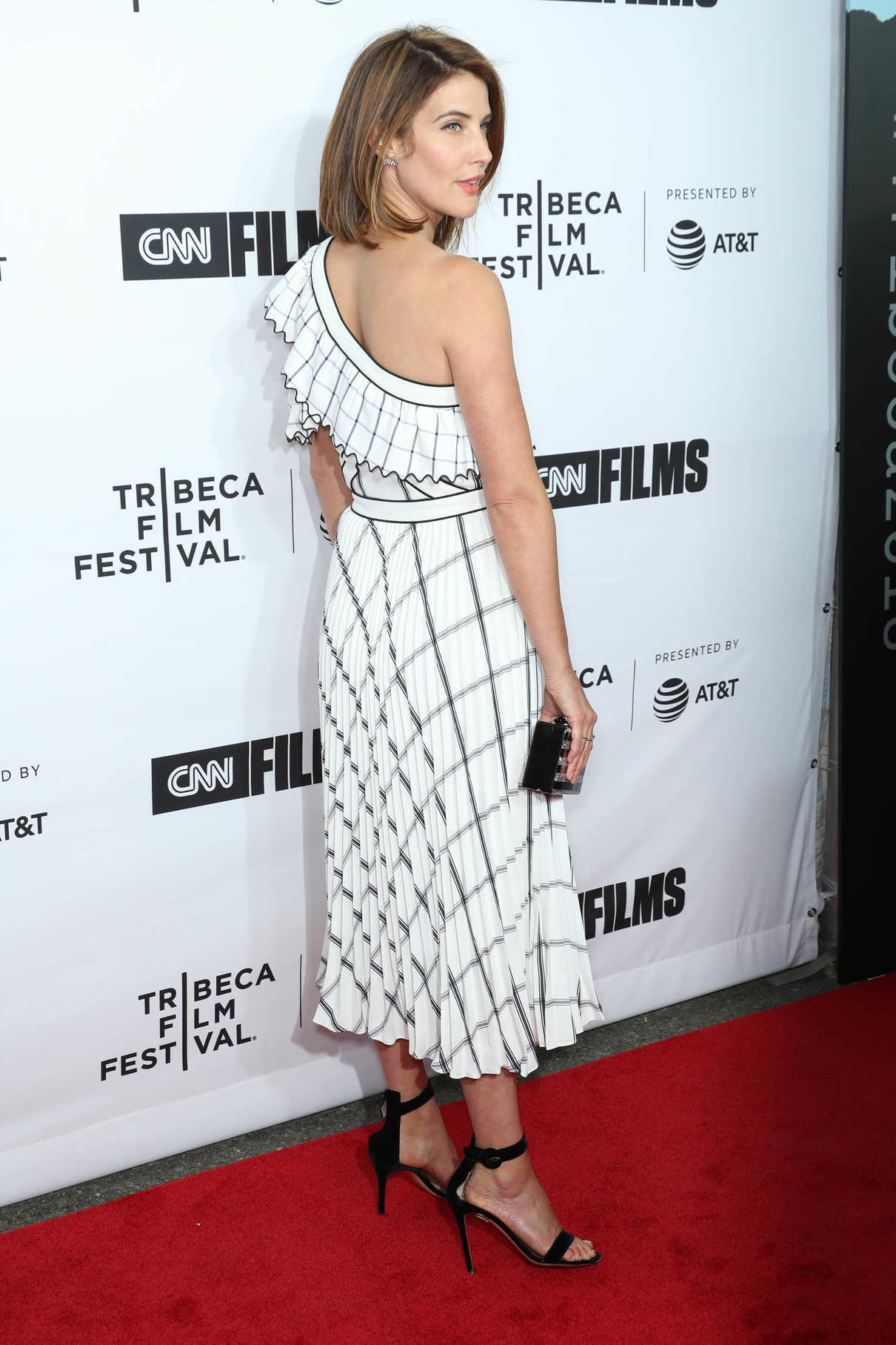 Cobie Smulders at the Love, Gilda Premiere During the Tribeca Film Festival in New York 04/18/2018-4