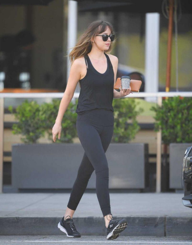 Dakota Johnson Was Seen Out in Los Angeles 04/25/2018-1