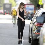 Dakota Johnson Was Seen Out in Los Angeles 04/25/2018-4