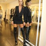 Izabel Goulart at the Blanc Store Opening in Sao Paulo 04/06/2018-5