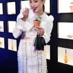 Jamie Chung at the American Express Experience in New York 04/09/2018-3