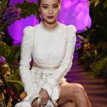 Jamie Chung at the American Express Experience in New York 04/09/2018-4