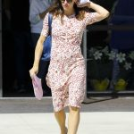 Jennifer Garner Leaves the Church in Pacific Palisades 04/08/2018-3