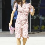Jennifer Garner Leaves the Church in Pacific Palisades 04/08/2018-4